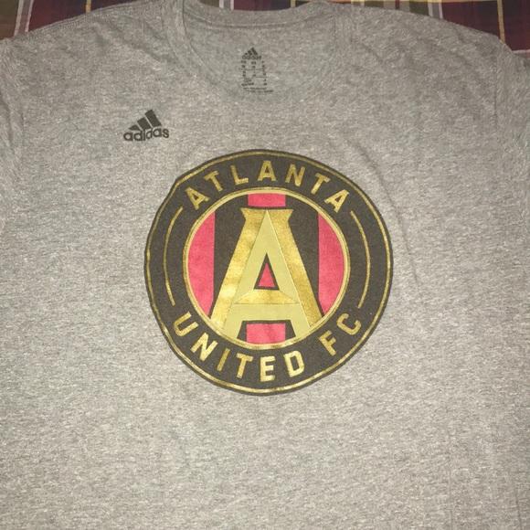 outlet store bb73e 7a479 Adidas Atlanta United T-Shirt